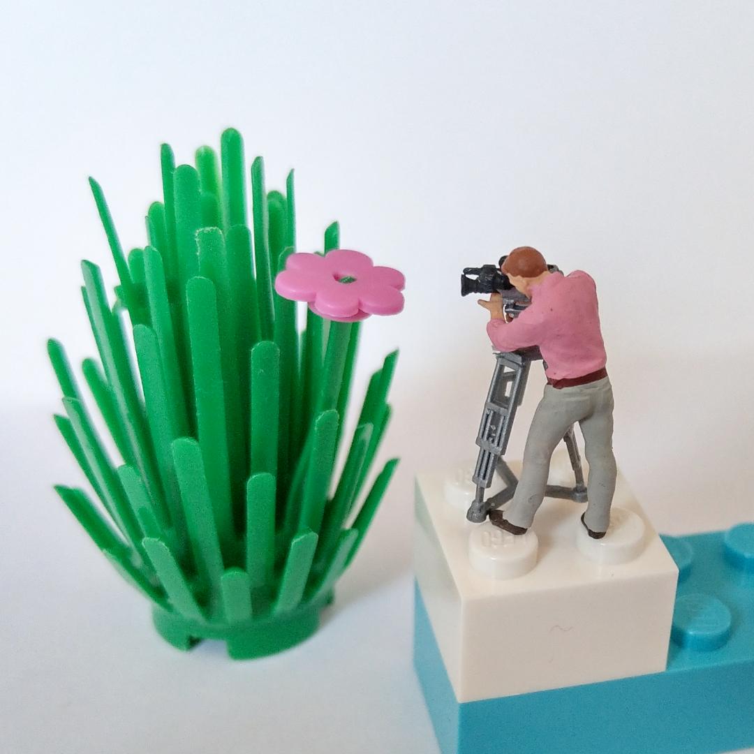 Kameramann Lego 1080